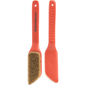 Black Diamond Bouldering Brush - Medium orange